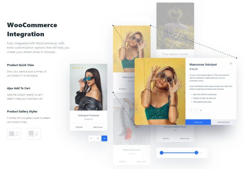 Blocksy Theme - WooCommerce Integrations